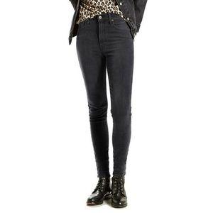 LEVI'S Mile High Super Skinny Grey Jeans 23x28